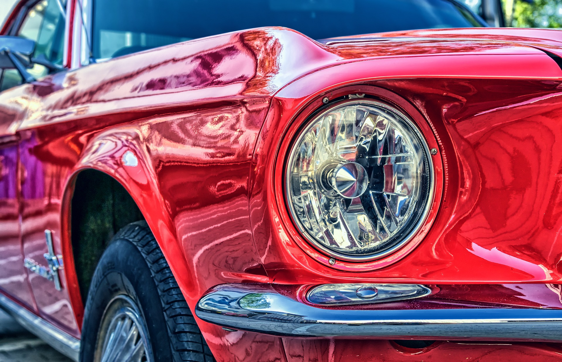 How to Restore Chrome on Classic Cars